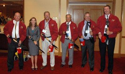 Ohio WEA 5S Inductees 2010