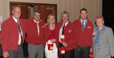 Ohio WEA 5S Inductees 2009