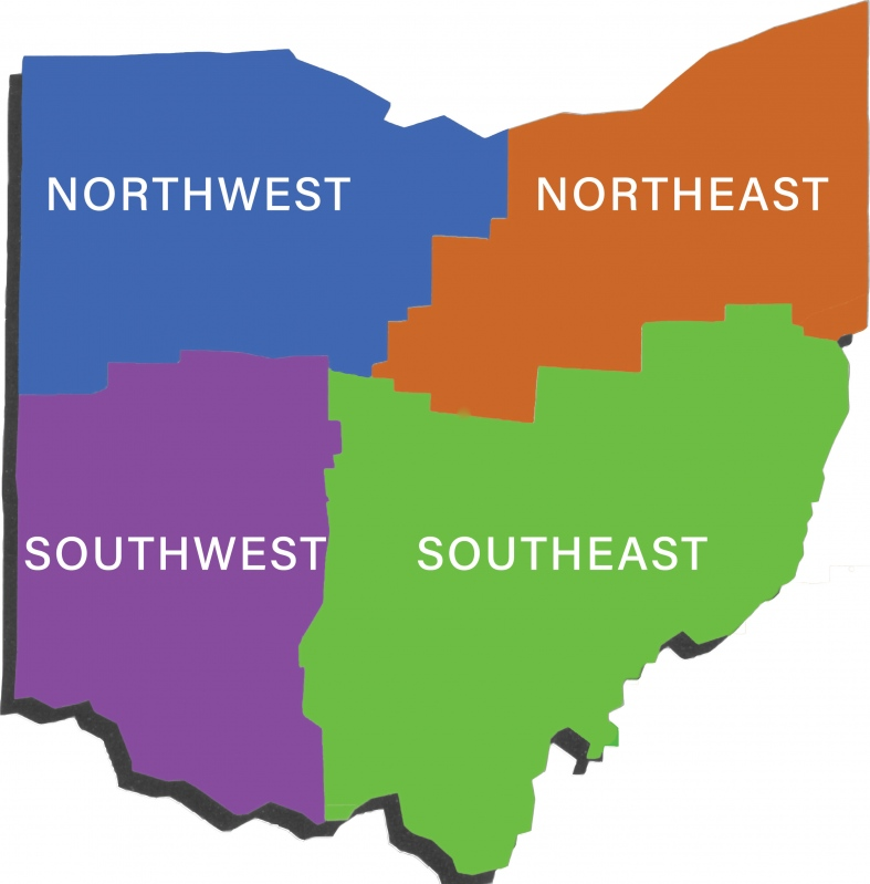 Sections of Ohio Water Environment Association